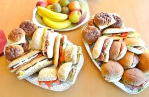 Lekker lunchbroodjes van Smakelijk Thuys maaltijdservice Zutphen